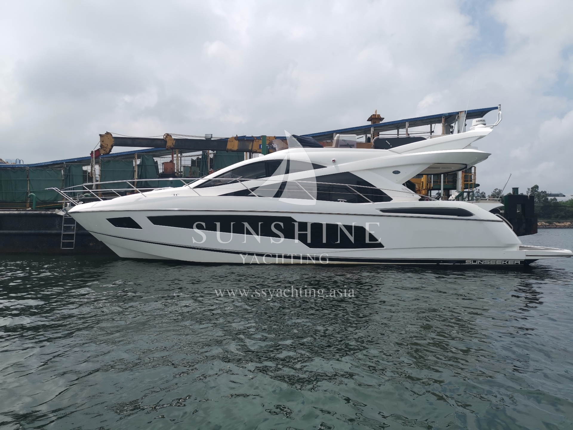 Sunseeker Manhanttan 55